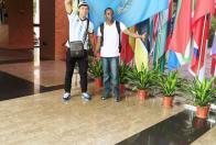 Студенты медицинского университета города Гуанджоу (Китай) 1