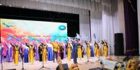 The XVI festival of patriotic song in the state language was held in Pavlodar