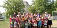 """Charitable action """"Do good"""" was held in Kostanay"""