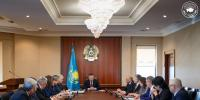ZHANSEIT TUIMEBAYEV: INTER-PARTY DIALOGUE THAT HAS NO ANALOGUES IN THE WORLD PRACTICE OF PARLIAMENTARISM HAS BEEN ESTABLISHED