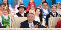 KAZAKHSTAN'S MODEL OF SOCIAL CONCORD AND NATIONAL UNITY IS THE UNDISPUTED SUCCESS OF THE LEADER OF THE NATION