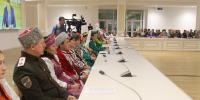 В Петропавловске состоялась очередная сессия областной ассамблеи народа Казахстана
