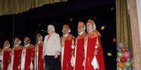 В Кокшетау этнокультурные центры чествовали пожилых
