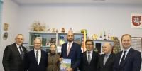 Казахстан и Литва укрепляют культурные связи