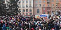 Масленица славянская - отмечают все этносы Казахстана