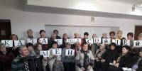 Түркістандағы ардагерлер хоры «Мен қазақша сөйлеймін» акциясына қолдау білдірді