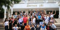 Алматы облысында екінші Халықаралық жастар лагері өтуде
