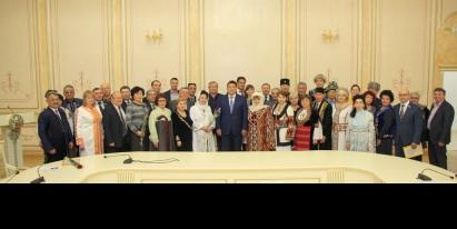 Grants of akim of Pavlodar region received ethno-cultural associations
