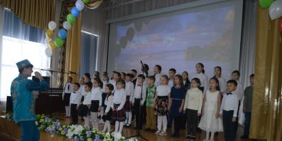 The 20th anniversary of the Tatar-Bashkir ethnolinguistic school was celebrated in Astana