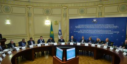 Republican meeting with heads of Republican and municipal ethno-cultural associations