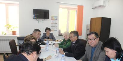 Meeting of the Club of Journalists under APK of Atyrau region