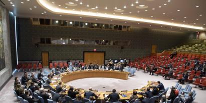Казахстан в Совбезе ООН выступил за мирное урегулирование сирийского кризиса