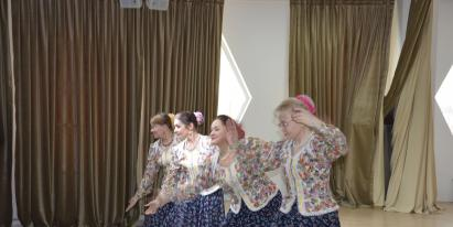 Concert of Russian and Cossack song was held in Astana House of Friendship