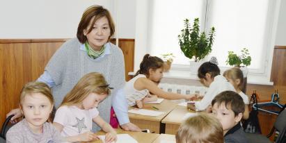 Особенности системной работы продемонстрировали в этнолингвистической школе Астаны