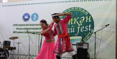 Фестиваль чая на Наурыз мейрамы организовал этнокультурный центр уйгуров Казахстана