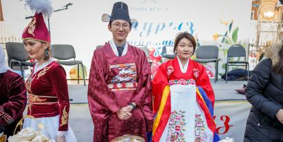 Korean Cultural Center celebrated main holiday of spring – Nauryz