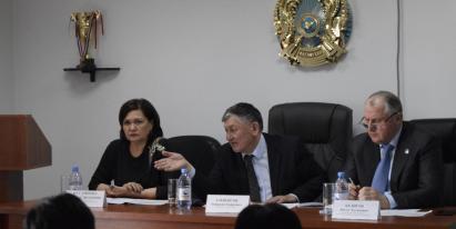 «Астана Орманында» Президентінің әлеуметтік бастамалары түсіндірілді
