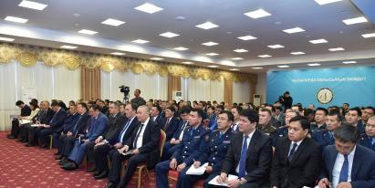 Президент Жолдауын түсіндіру жөніндегі республикалық ақпараттық топ Қызылорда облысында болды