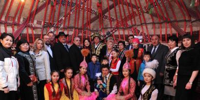 Атырау облысының 19 этномәдени орталығы Наурыз мейрамын атап өтті