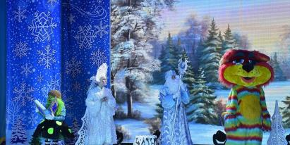 ATYRAU ETHNO-CULTURAL CENTRES ORGANIZED CHRISTMAS CHARITY MATINEES AND EVENTS