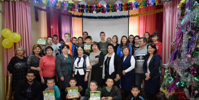 CHARITY MATINEE WAS ORGANIZED IN A TARE FOR CHILDREN IN DIFFICULT LIFE SITUATIONS