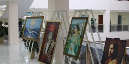 Алматинским художникам будут содействовать в творческом развитии