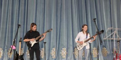 Ақтауда гитара музыкасына арналған концерттік кеш өтті
