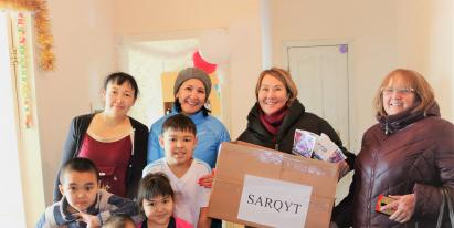 CHARITY ACTIVITY OF THE ASSEMBLY OF PEOPLE OF KAZAKHSTAN TAKEN UP BY REGIONS