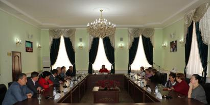 APK OF KYZYLORDA REGION: WE ARE WITNESSES TO THE CONTINUITY OF POWER