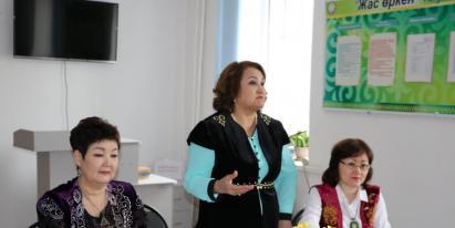 АНК Актюбинской области разъяснила программную статью Елбасы «Семь граней Великой степи»