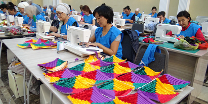 Hundred Craftswomen Participated in 'Кorpe Fest' Festival